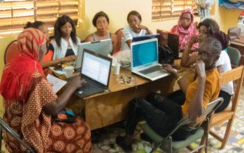 Création du Centre de Technologie Libre Yaye Kine Diop